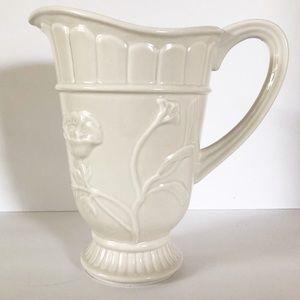 Villeroy & Boch Porcelain Water Pitcher